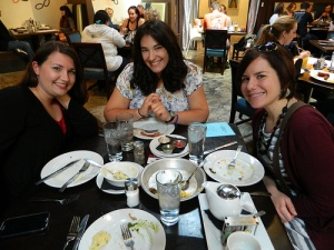 brunch with liz, jolene & erin