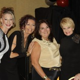 IREM board members Barbara & Brenda with the Cache' Tulsa managers