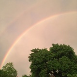Another #doublerainbow