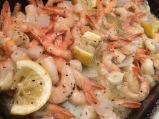 """BBQ"" shrimp"